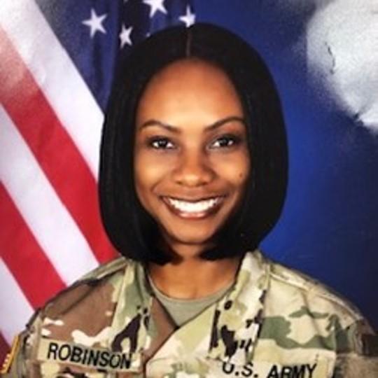 CPT(P) Cornesha Robinson 2